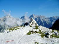 On the route to Triglav
