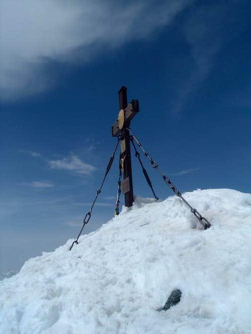 Grossglockner summit