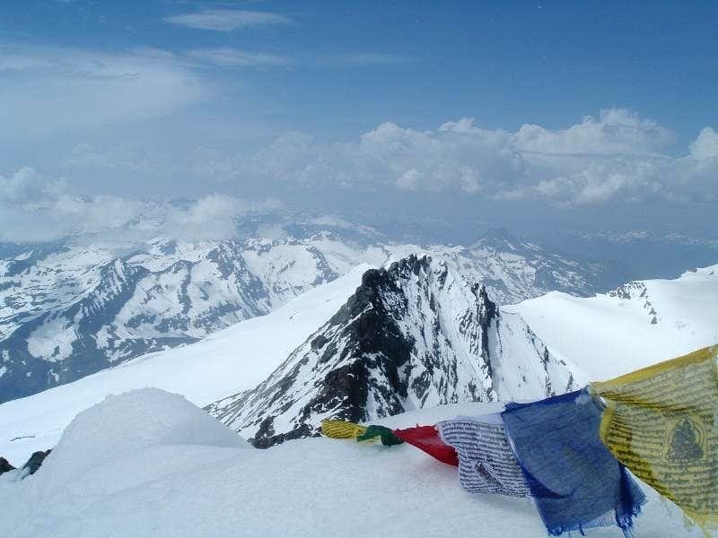 One wedding and a summit: Grossglockner solo