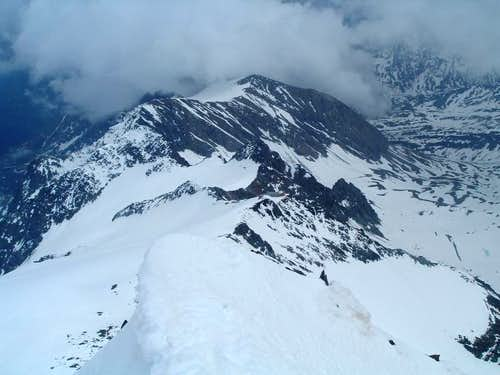 Grossglockner SE ridge