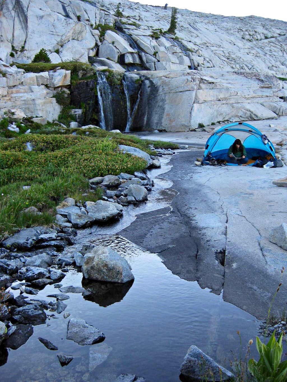 River Camp.