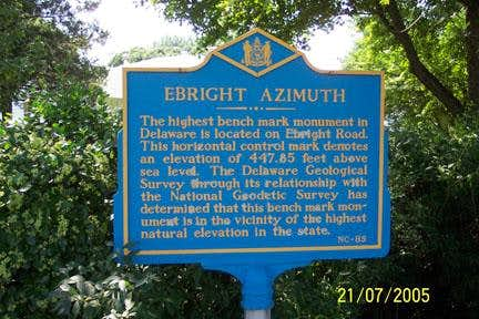 Ebright Azimuth -- The Official Sign (2005)