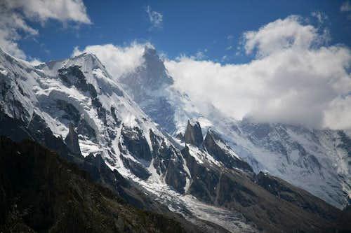 Masherbrum  (7821-M/ 25660 F), Karakoram, Pakistan