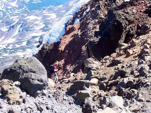 Ivan descending