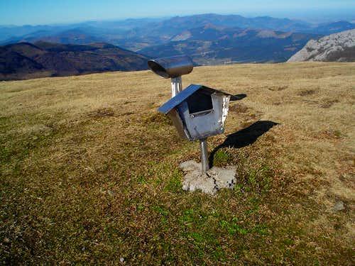 Mailbox af Ipergorta