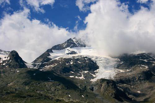 Cambrena glacier