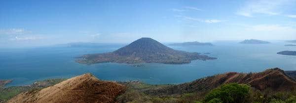 Volcan Del Tigre - Honduras