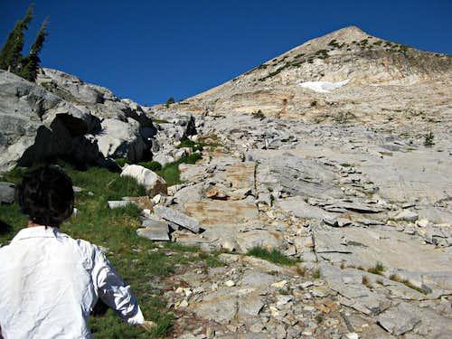 Pyrmaid Peak