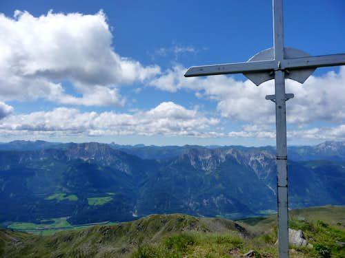 Hochtristen summitview