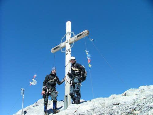 Clariden summitcross