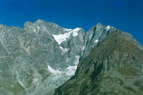 Glacier de la Condamine