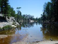 Rose Canyon Lake