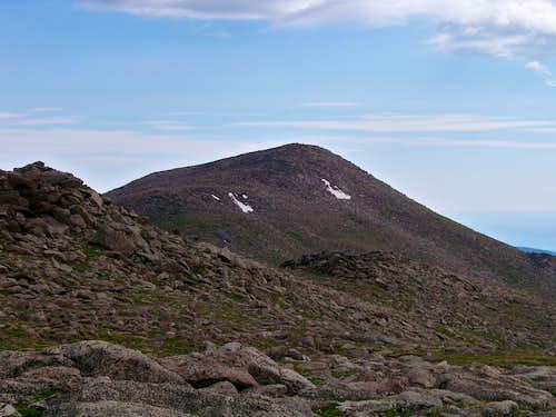 Rogers Peak 13,391 ft.
