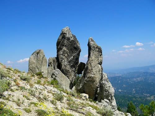 Granite Pinnacles