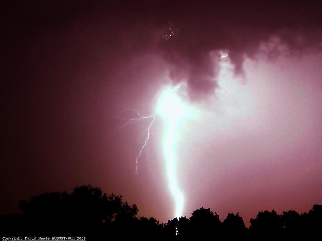 Lightning Bolt - Medway Estuary