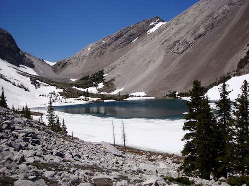Hidden Lake (Our Lake)