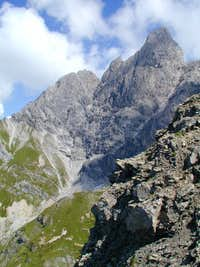 summit quiz #11 - answer: Trettachspitze