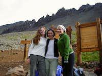 Mt.Sneffels trail head