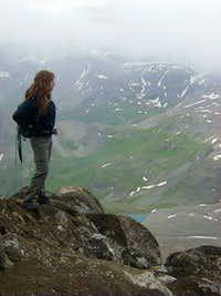Climbing Mt. Sneffels