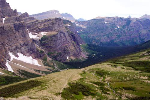 Many Glacier Valley