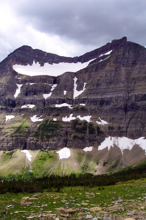 Piegan Falls