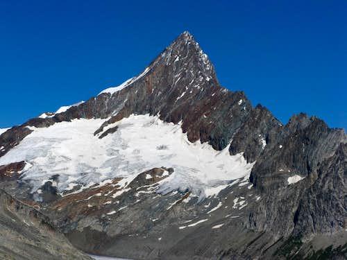 Finsteraarhorn 4274m