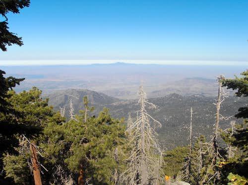 Inland Empire Peaks