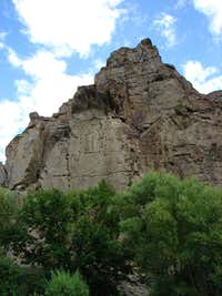 Buddhist Rock Gilgit