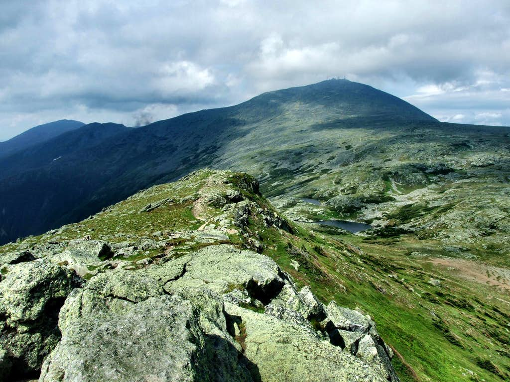 Mount Washington And Lakes of the Clouds
