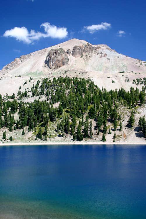 Lassen Peak 8/08