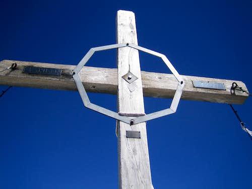 Summit cross of Clariden