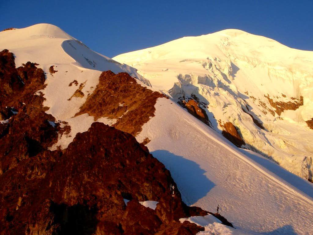 Illimani Pico Sur (6.439 m)