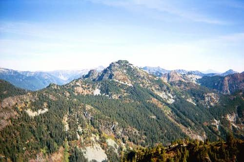 Snoqualmie Mountain from the...