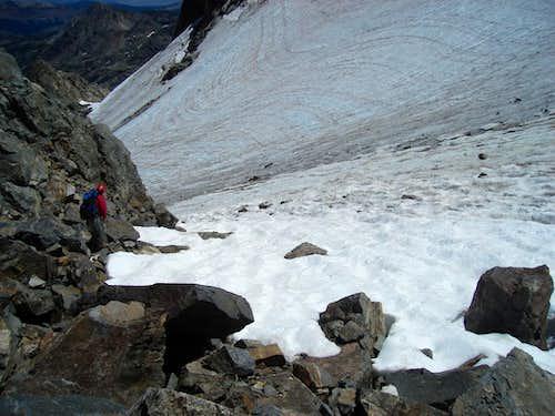 Southeast Glacier