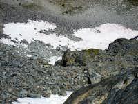SE Glacier descent