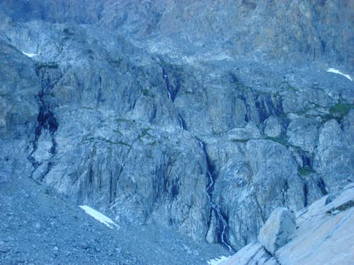 SE Glacier