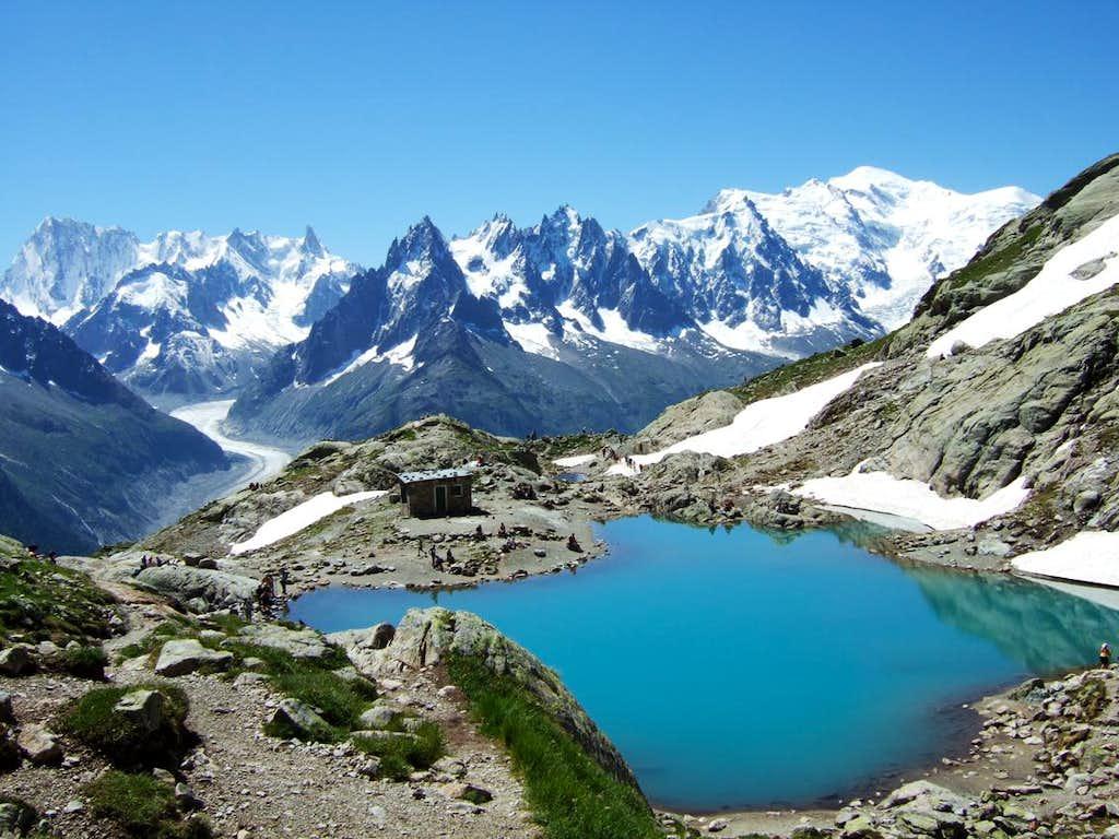 Lac Blanc (m.2352)