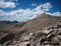 View of Henry's Fork  Peak