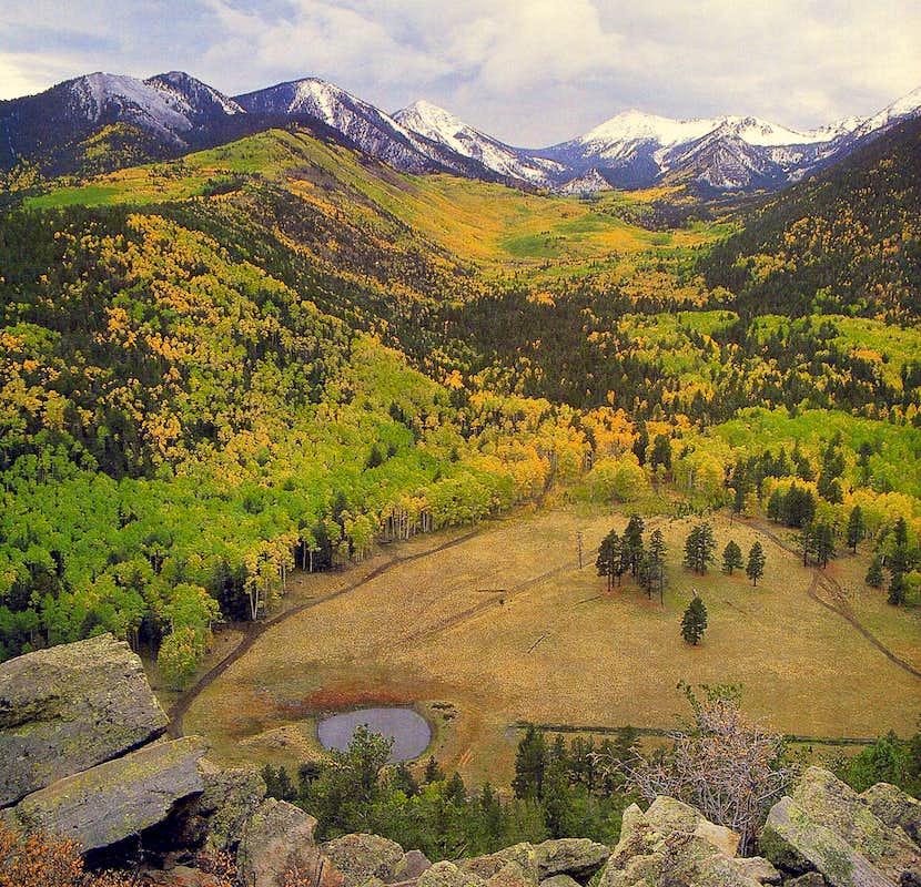AZ's High Country Autumn : Photos, Diagrams & Topos ...