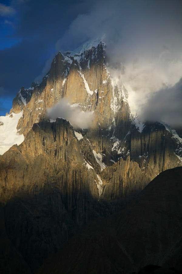Paiju Peak (6610-M), Karakoram, Pakistan