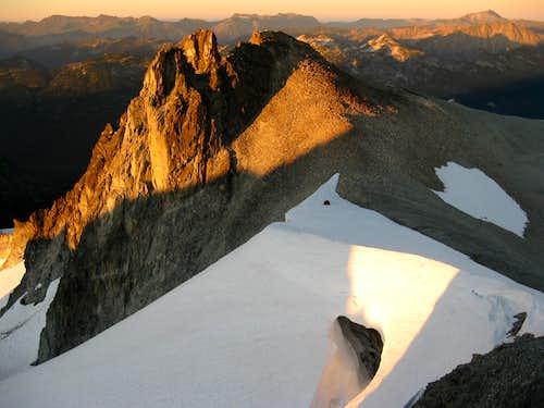 Daniel's Middle Peak