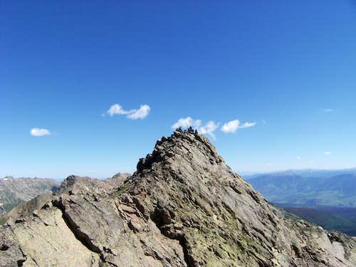 North Traverse Peak