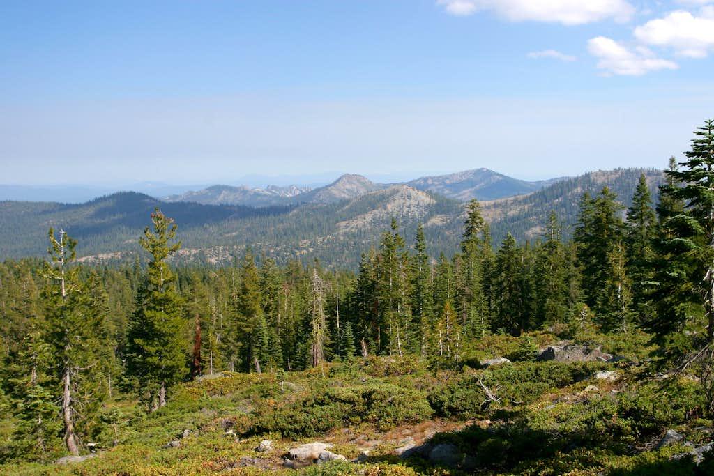Castle Crags Wilderness