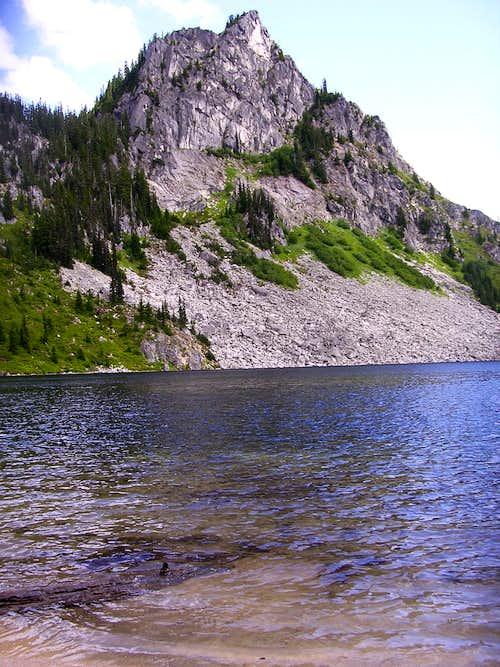 Lichtenberg Mountain