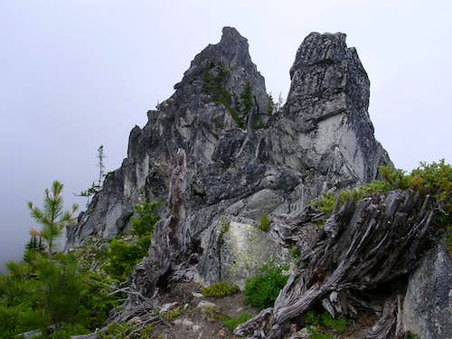 Lichtenberg Mountain