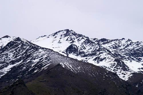 Puntal de la Caldera (3219m)