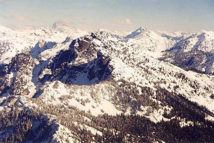 Snoqualmie Mountain (6,278...