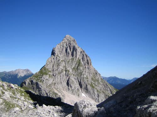 Ehrwalder Sonnenspitze south side