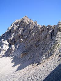 West ridge of Vorderer Drachenkopf