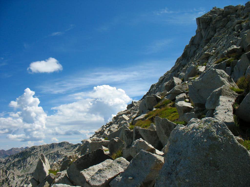 Lone Peak North Ridge
